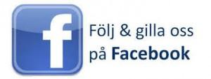 följ o gilla oss på FB